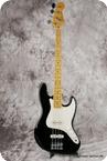 Fender Jazz Bass 1983 Black