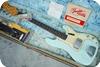 Fender -  Precision Bass 1963 Sonic Blue