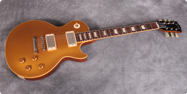 Gibson Custom Shop Lee Roy Parnell Signature 2011 Goldtop