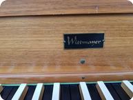 Wittmayer Single Manual Harpsichord Natur