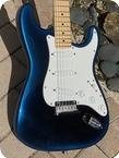 Fender Stratocaster Plus 1993 Blueburst Finish