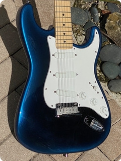 Fender Stratocaster Plus  1993 Blue'burst Finish