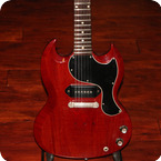 Gibson Les Paul Junior 1963 Cherry Red