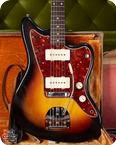 Fender Jazzmaster 1960 Sunburst