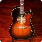 Gibson CF 100E 1951 Sunburst