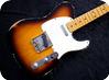 Fender Custom Shop Telecaster 2021 Sunburst