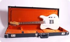 Fender Custom Shop Telecaster 1967 Relic 2010 Arctic White