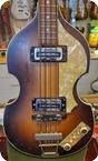 Hofner 5001 1967 Antique Brown Sunburst