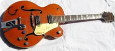 Gretsch Chet Atkins 6120 1956 Orange