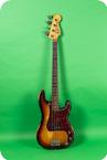 Fender Precision Bass 1969 Sunburst
