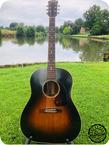 Gibson J 45 1954 Sunburst