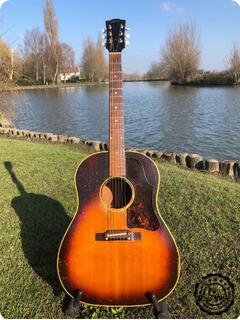 Gibson J 45 1956 Sunburst