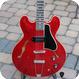 Gibson ES 330 1961 Cherry Red