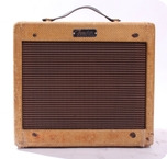 Fender-Champ 5F1-1963-Tweed