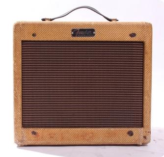 Fender Champ 5f1 1963 Tweed