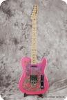 Fender Telecaster 2017 Pink Paisley