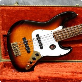 Fender 50th Anniversary Limited Edition Jazz V 1996 Antique Sunburst