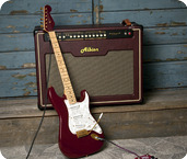 Albion Amps Gulf Stream 30 2021 Red