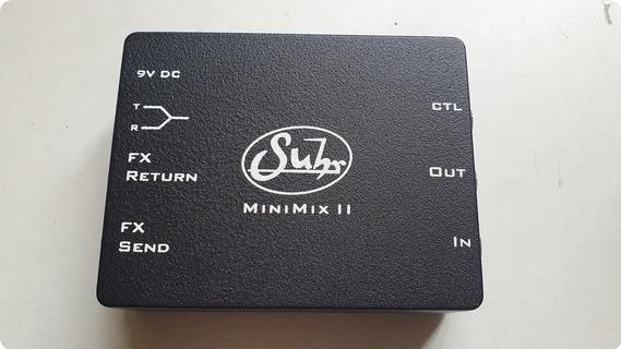 Suhr Minimix Ii New Old Stock