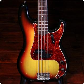 Fender Precision Bass 1971 Sunburst
