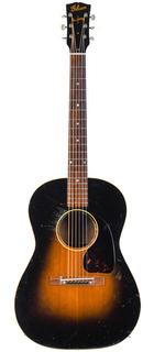 Gibson Banner Lg2 Maple Sunburst 1944