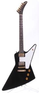 Gibson Explorer W/ Binding 1982 Ebony