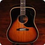 Gibson Southern Jumbo 1965 Sunburst