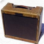 Fender-Harvard 5F10-1957-Tweed