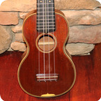 Martin Style 3 Soprano Uke 1939