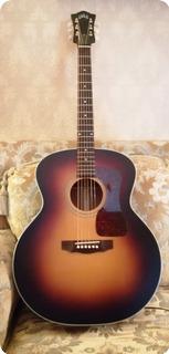 Guild Guitars F 40 F40 2021 Antique Sunburst