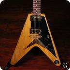 Gibson Flying V 1983 Korina