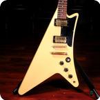 Gibson Korina Moderne 1983 White