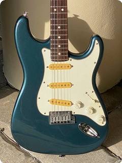 Fender Stratocaster  1988 Blue Metallic Finish
