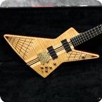 Dean Guitars John Entwistle Spider Bass 2011 Natural