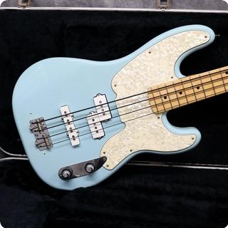 Fender Custom Shop P/j Stack Knob 1992 Sonic Blue