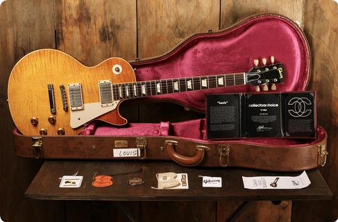 Gibson Gibson Collector's Choice #17 Louis 1959 Les Paul Standard 2014 Dirty Lemon Burst