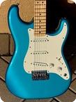 Fender Stratocaster 1983 Bright Blue Metallic