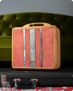 Fender Model 26 1946 Maple Red