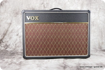 Vox AC 15 2001 Black