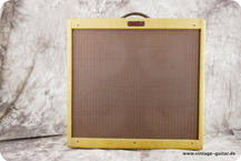 Fender-Blues DeVille-Tweed