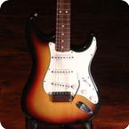 Fender Stratocaster 1969 Sunburst
