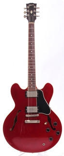 Gibson Es 335 Dot 1997 Cherry Red