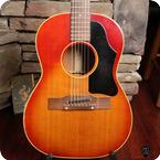 Gibson B 25 12 1965 Sunburst