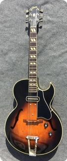 Gibson Es 175cc 1979 Sunburst
