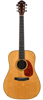Stevens D Pv Cocobolo Bearclaw Spruce Used