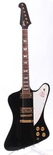 Gibson Firebird V Custom Shop Edition Gold Hardware 1991 Ebony