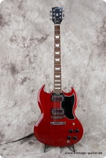 Gibson Sg Les Paul 61 Reissue 2017 Cherry