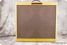 Fender 59 Bassman 2008 Tweed