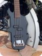 Cort Guitars GSAXE2 Gene Simmons Bass 2010 Black Silver