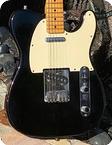 Fender Telecaster 1983 Black Finish